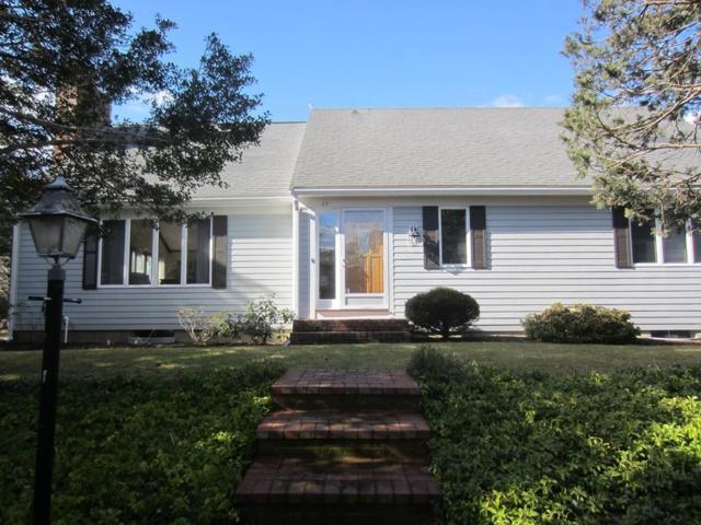 29 Heritage Dr., Yarmouth, MA 02673 (MLS #72278119) :: Cobblestone Realty LLC