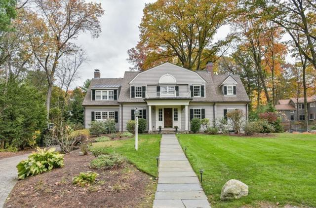 18 Ordway Road, Wellesley, MA 02481 (MLS #72278235) :: Lauren Holleran & Team