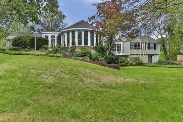 330 Long Pond Drive, Yarmouth, MA 02664 (MLS #72278296) :: Goodrich Residential
