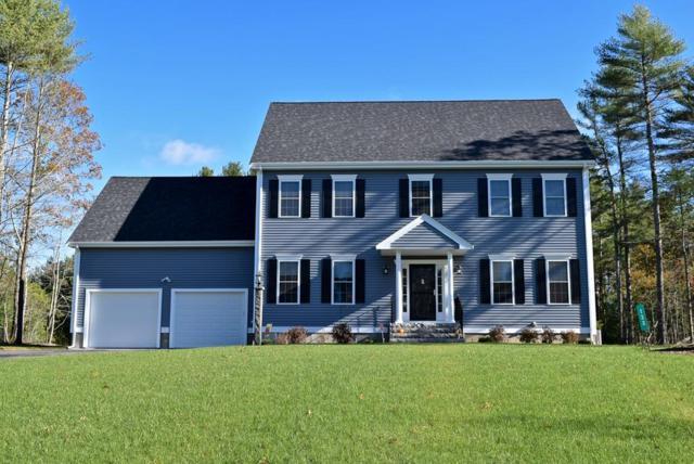 Lot 63/125 Box Turtle Drive, Rochester, MA 02770 (MLS #72278524) :: Goodrich Residential