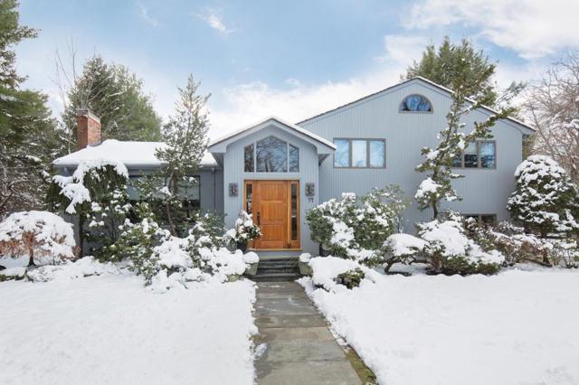 54 Oakvale Rd, Newton, MA 02468 (MLS #72278562) :: Westcott Properties