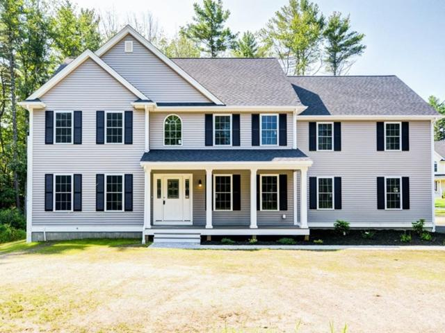 90 Devonshire Way, Lancaster, MA 01523 (MLS #72278623) :: Goodrich Residential