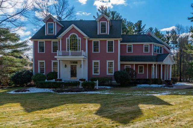 40 Village Lane, Hanover, MA 02339 (MLS #72279002) :: Goodrich Residential