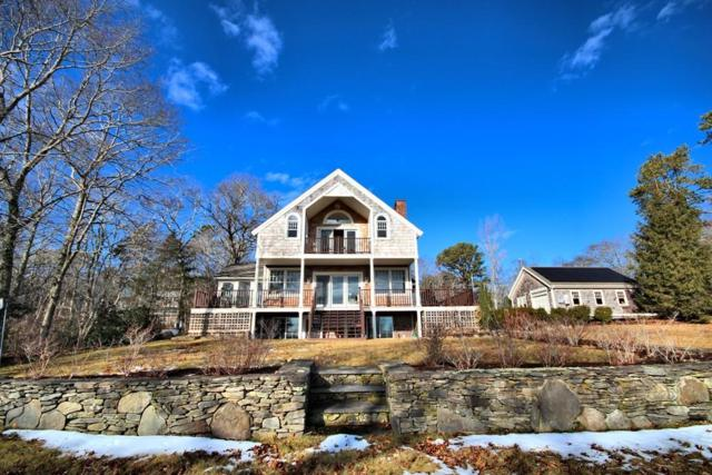 201 Center Hill Road, Plymouth, MA 02360 (MLS #72279102) :: Goodrich Residential