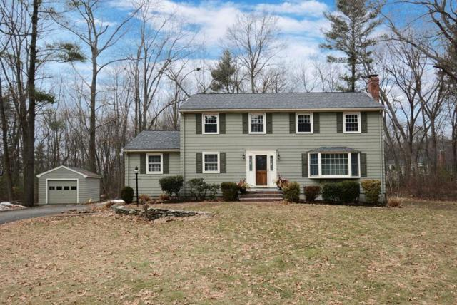 3 Hackney Cir, Andover, MA 01810 (MLS #72279122) :: Goodrich Residential