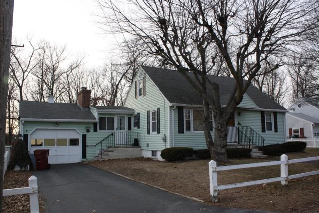 129 Campbell Dr, Lowell, MA 01851 (MLS #72279193) :: Goodrich Residential