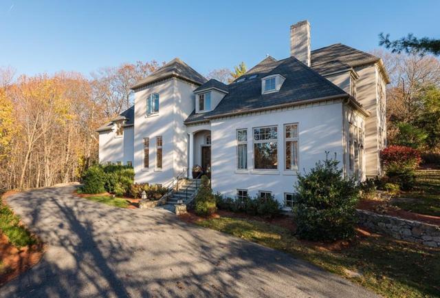 7 Schoolmaster Lane, Dedham, MA 02026 (MLS #72279335) :: Goodrich Residential
