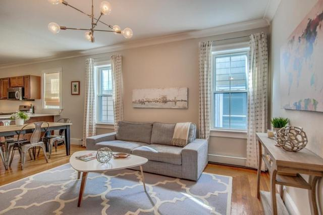609 Bennington St #2, Boston, MA 02128 (MLS #72279407) :: Driggin Realty Group