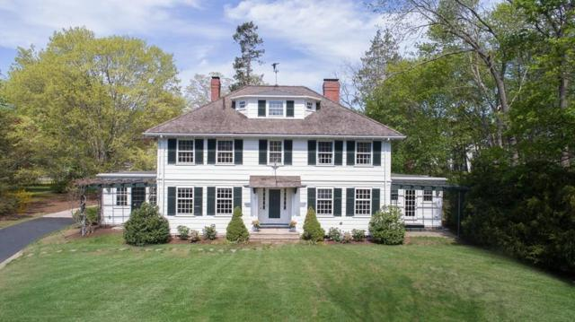 16 Miles Rd, Hingham, MA 02043 (MLS #72279480) :: Goodrich Residential