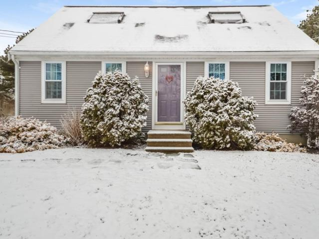 120 Snake Pond Rd, Sandwich, MA 02644 (MLS #72279688) :: Lauren Holleran & Team