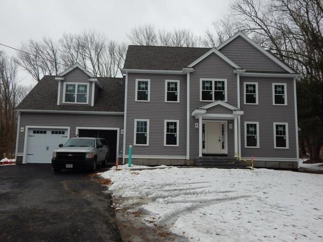 Lot 2 Pleasant St, Brockton, MA 02301 (MLS #72280022) :: Goodrich Residential