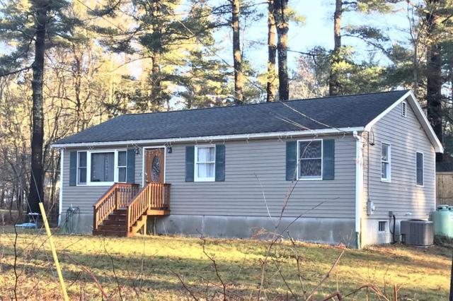 1 Oak St, Lakeville, MA 02347 (MLS #72280146) :: Goodrich Residential
