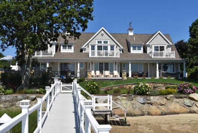 54 Grandview Dr, Yarmouth, MA 02664 (MLS #72280209) :: Goodrich Residential