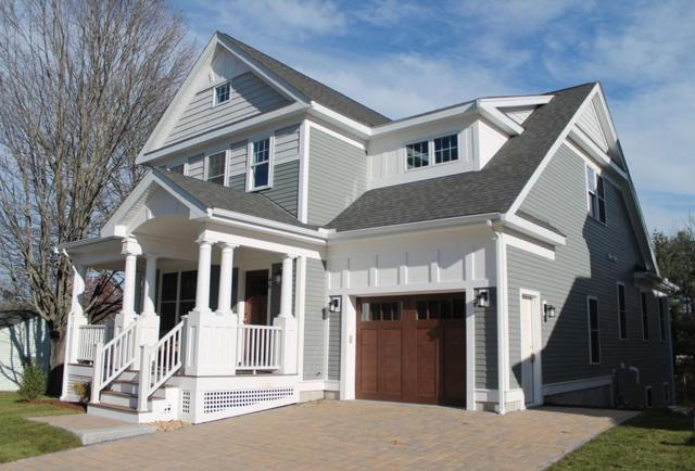 64 Evergreen Avenue #8, Bedford, MA 01730 (MLS #72280786) :: Kadilak Realty Group at Keller Williams Realty Boston Northwest