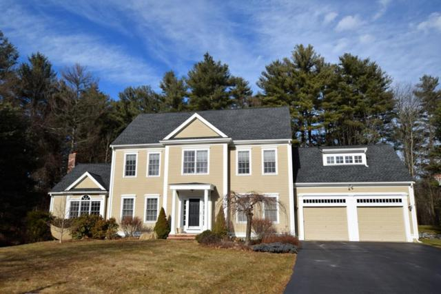 47 Little Pond Rd, Northborough, MA 01532 (MLS #72280852) :: Hergenrother Realty Group