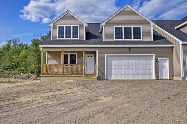 89 Ariel Circle #0, Sutton, MA 01590 (MLS #72280860) :: Hergenrother Realty Group