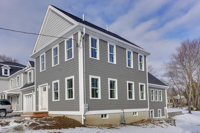 82 Pleasant St., Medfield, MA 02052 (MLS #72280925) :: Goodrich Residential