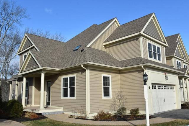 192 Boston Post Rd #16, Sudbury, MA 01776 (MLS #72281000) :: Goodrich Residential