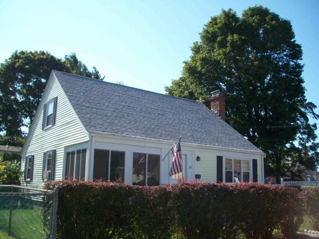 11 Grace Road, Quincy, MA 02169 (MLS #72281043) :: Goodrich Residential