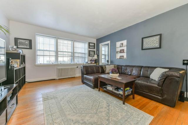 4 Kilsyth Ter #24, Boston, MA 02135 (MLS #72281085) :: Goodrich Residential