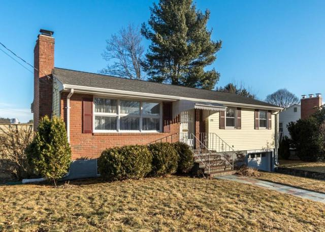 120 Kingston Road, Waltham, MA 02451 (MLS #72281261) :: Vanguard Realty