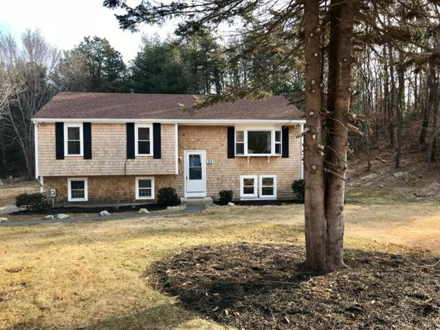 21 Charlotte Drive, Plymouth, MA 02360 (MLS #72281360) :: Goodrich Residential