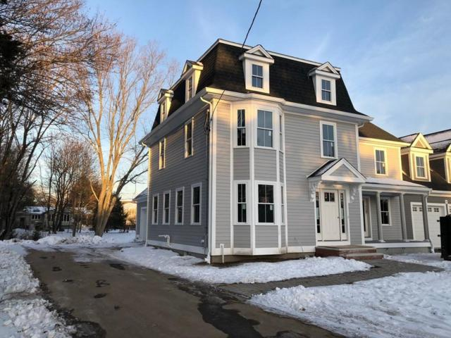 80 Pleasant St., Medfield, MA 02052 (MLS #72281368) :: Goodrich Residential