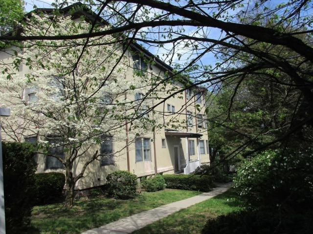 206 Sumner Street #7, Newton, MA 02459 (MLS #72281371) :: Hergenrother Realty Group