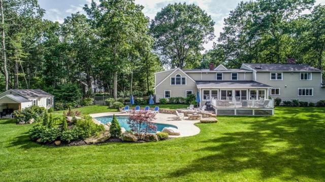 17 Thicket Cir, Stow, MA 01775 (MLS #72281388) :: Goodrich Residential