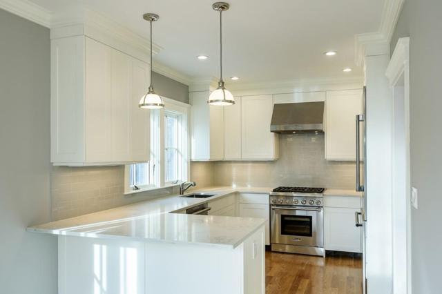 23 Waverley Avenue #23, Newton, MA 02458 (MLS #72281390) :: Goodrich Residential