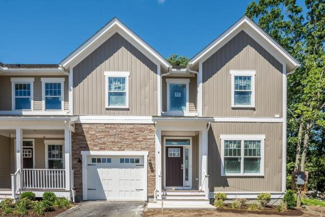 100 Baldwin Avenue #34, Woburn, MA 01801 (MLS #72281410) :: Kadilak Realty Group at Keller Williams Realty Boston Northwest