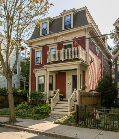 67 Church St. #2, Somerville, MA 02143 (MLS #72281442) :: Driggin Realty Group