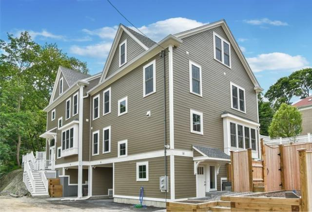 14 Rockview St #14, Boston, MA 02130 (MLS #72281473) :: Vanguard Realty