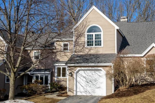 33 Bishops Forest Dr #33, Waltham, MA 02452 (MLS #72281477) :: Vanguard Realty