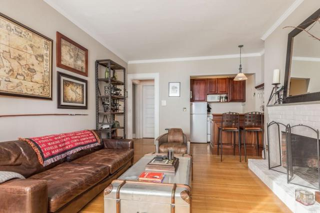 388 Marlborough St #6, Boston, MA 02115 (MLS #72281780) :: Charlesgate Realty Group