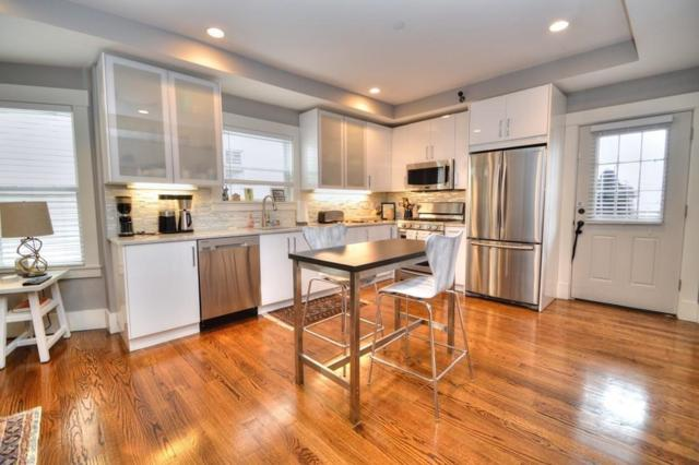 19 Macarthur #2, Somerville, MA 02145 (MLS #72281824) :: Hergenrother Realty Group