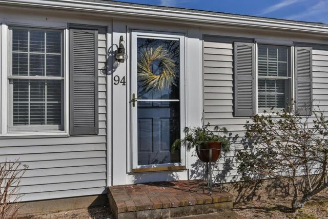 94 Iroquois Blvd, Yarmouth, MA 02673 (MLS #72282139) :: Commonwealth Standard Realty Co.