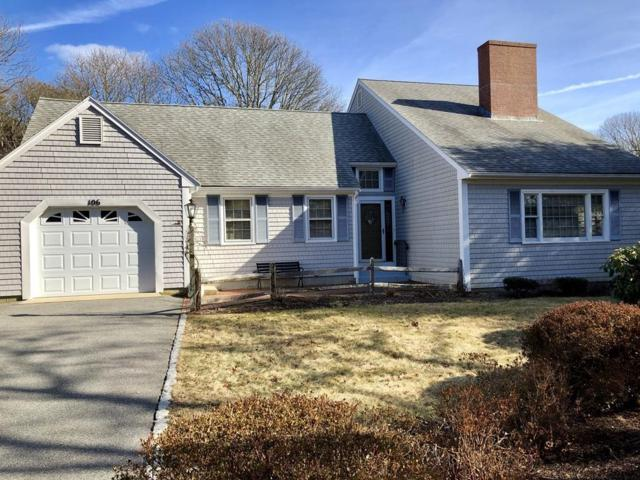 106 North Bournes Pond Rd, Falmouth, MA 02536 (MLS #72282579) :: Driggin Realty Group