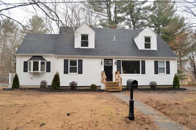 38 Johnson St, Raynham, MA 02767 (MLS #72282585) :: Charlesgate Realty Group
