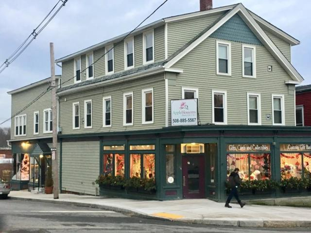 150 Main St, Spencer, MA 01562 (MLS #72282826) :: Hergenrother Realty Group