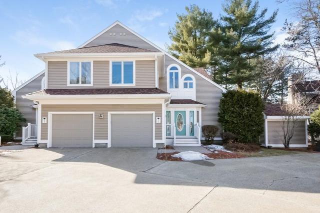8 Pointe Rok Dr #8, Worcester, MA 01604 (MLS #72282874) :: Charlesgate Realty Group