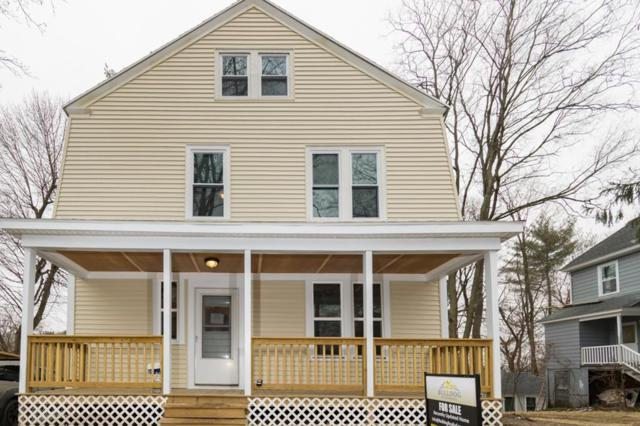 40 Circuit Avenue East, Worcester, MA 01603 (MLS #72283047) :: Driggin Realty Group