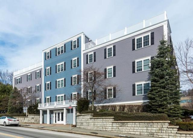1163 Main Street #24, Waltham, MA 02451 (MLS #72283462) :: Vanguard Realty