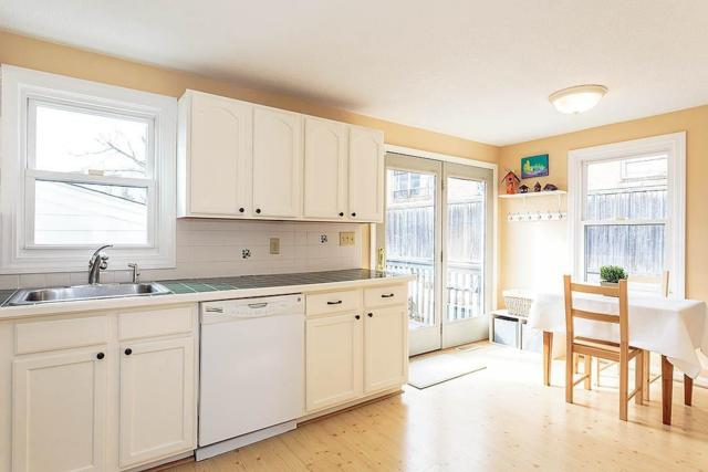 23 Allen Street #23, Boston, MA 02131 (MLS #72283779) :: Hergenrother Realty Group