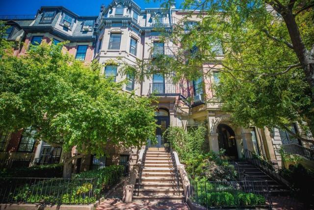 338 Beacon St 6/7, Boston, MA 02116 (MLS #72283888) :: Goodrich Residential