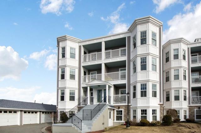 15 Park Avenue #401, Hull, MA 02045 (MLS #72283998) :: Westcott Properties