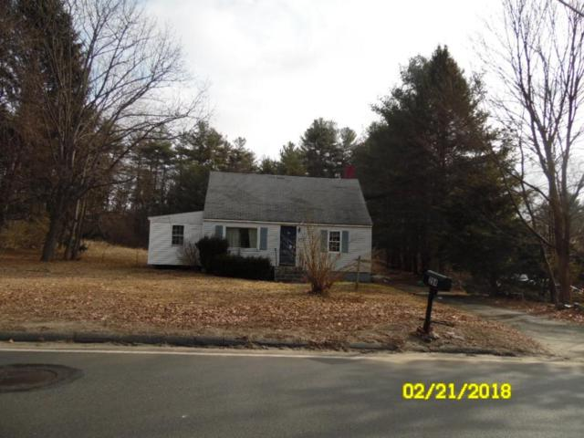 204 Concord Rd, Chelmsford, MA 01824 (MLS #72284000) :: Driggin Realty Group