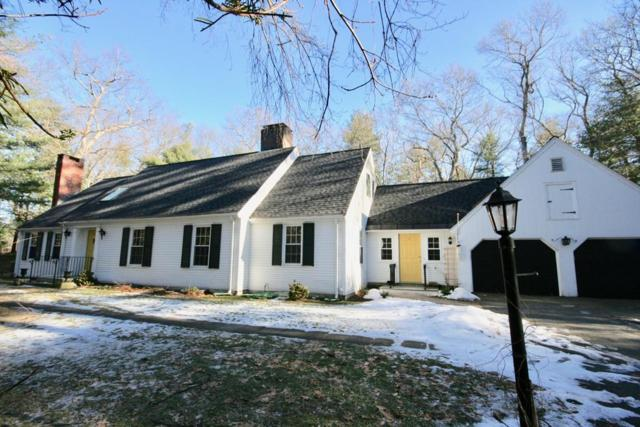 4 Todd Pond Road, Lincoln, MA 01773 (MLS #72284005) :: Driggin Realty Group