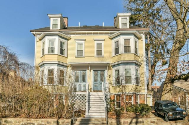 36 Green St #1, Boston, MA 02130 (MLS #72284006) :: Hergenrother Realty Group