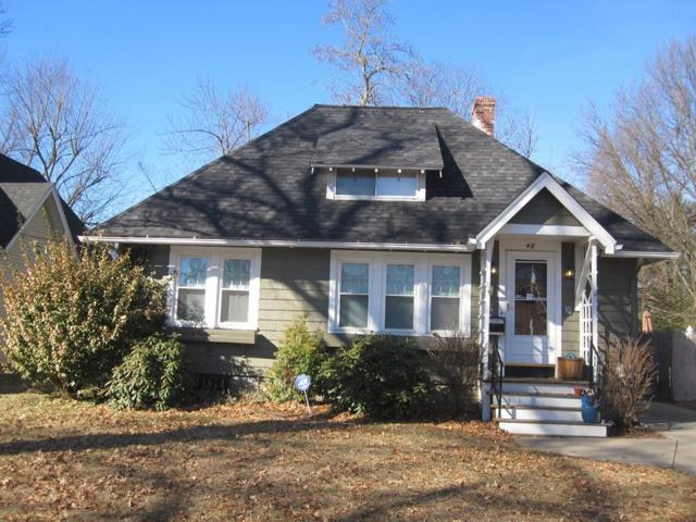 48 California Ave, Springfield, MA 01118 (MLS #72284048) :: Hergenrother Realty Group